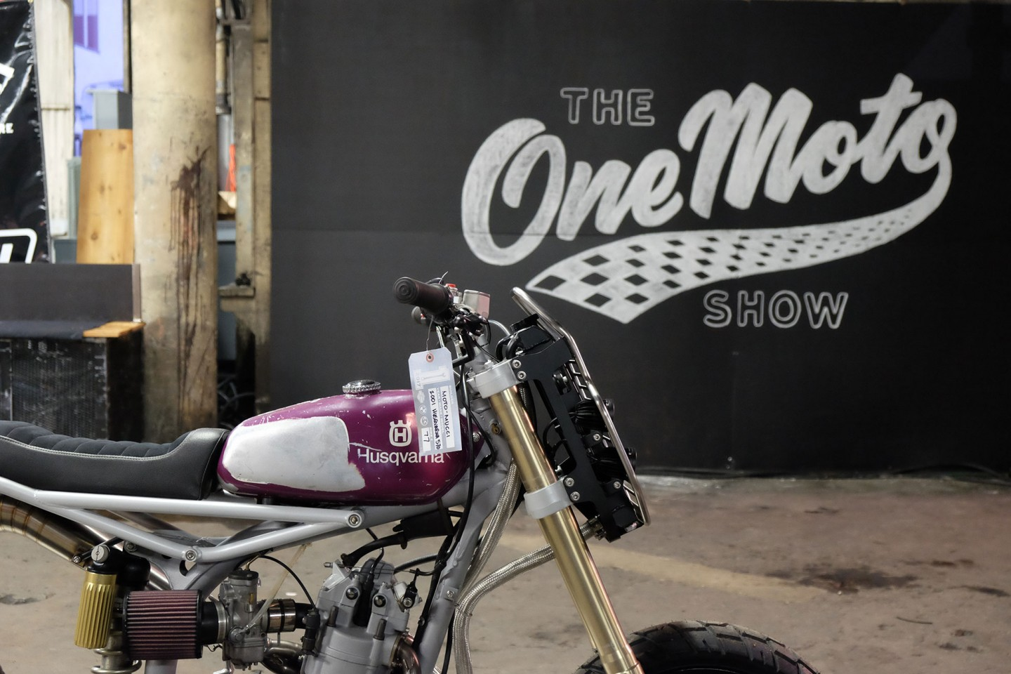 The<br>One Moto<br>Show2017