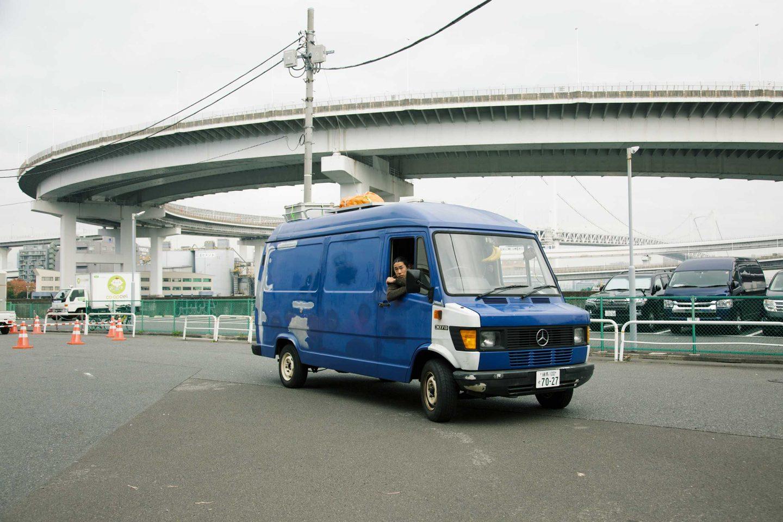 Tokyo <br>Van Life