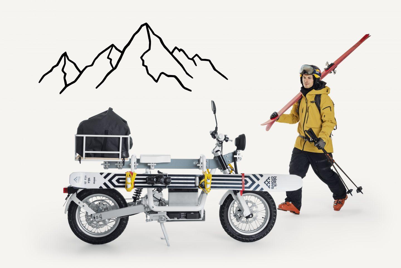 UTILITY <br>MOTORBIKE