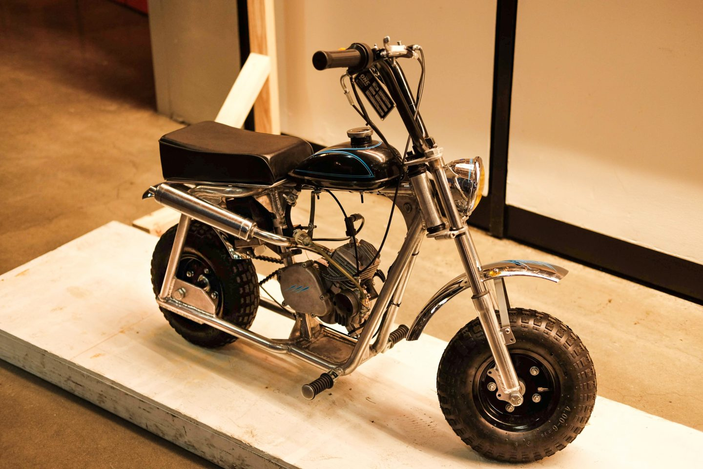 The One<br> Moto Show